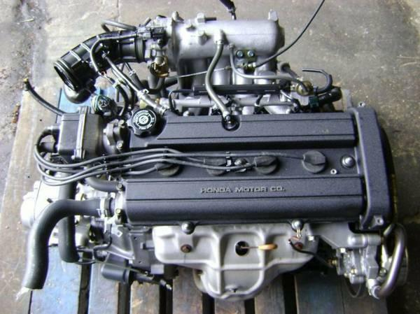 Acura Integra Honda Civic Engine Motor Speed B B Ls Obd Americanlisted
