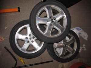 Acura TL Rims And Tires Cameron For Sale In Fayetteville North - Acura tl rims for sale
