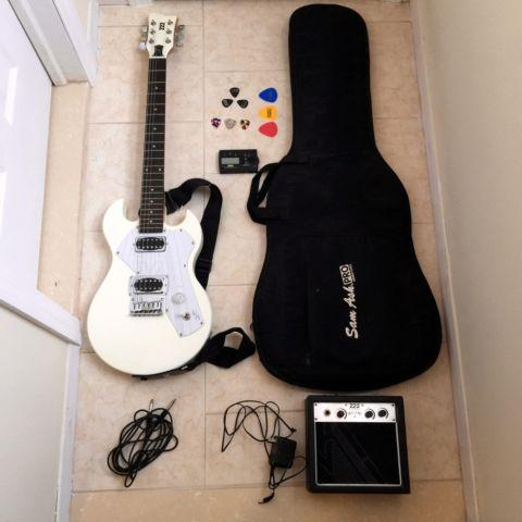 Adam Levine First Act 222 Designer Electric Guitar For In Fl Park New York