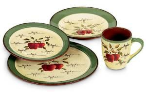 Added home interiors apple orchard dishes sandusky for sale in sandusky ohio classified for Home interiors apple orchard collection