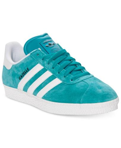 new styles 88323 26aa1 adidas Mens Originals Gazelle 2 Casual Sneakers from
