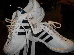 Adidas superstar 2g super j 'scarpe da basket (burlington