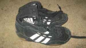 Adidas Wrestling Shoes Size 2-Boys - $10 Cushing,Ok