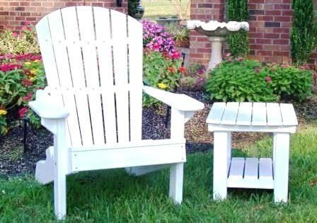 Adirondack Chairs And Other Outdoor Furniture For Sale In