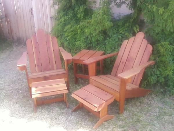 Super Adirondack Style Chairs For Sale In Golden Valley Arizona Pabps2019 Chair Design Images Pabps2019Com