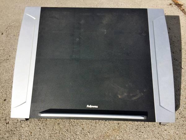 Adjustable Computer Stand - $10