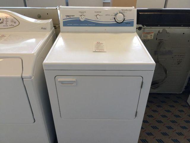 Admiral Capacity Plus Dryer Used For Sale In Tacoma
