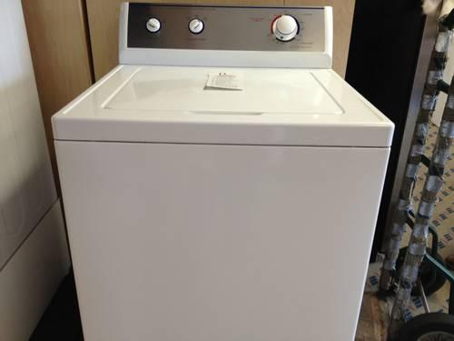 Admiral Heavy Duty Super Capacity Plus Washer Used For