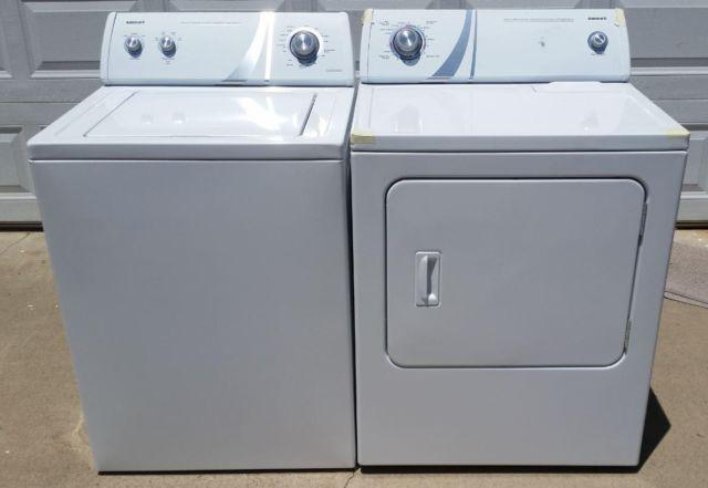 Admiral Washer Amp Dryer Set For Sale In San Diego