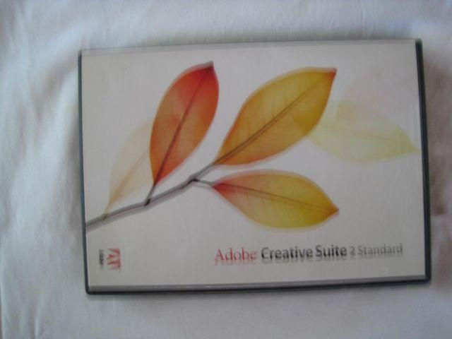 Adobe CS2 Design Suite Like New in Original Box with