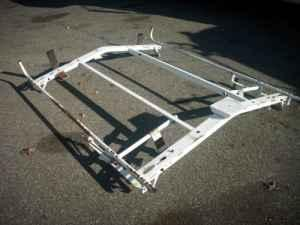 ADRIAN STEEL ROOF RACK LADDER LOCK,DODGE,FORD,CHEVY,GMC ...