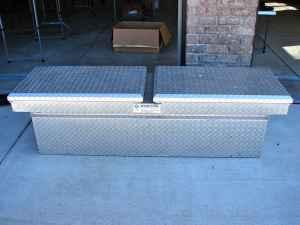 Adrian Steel Truck Box - $175 SE Lincoln HiMark