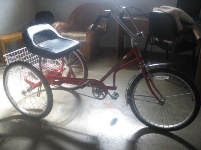 Adult Tricycle E-Z Roll Regal