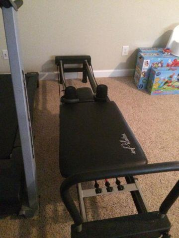 Aeropilates Reformer With Elevated Stand For Sale In High