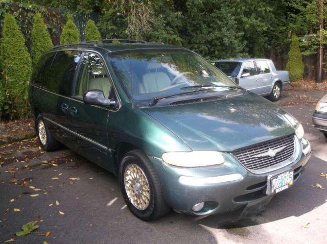 Affordable 1998 Chrysler Town Country Lxi 3rd Row For Sale