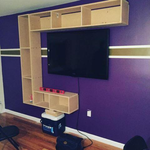 Affordable Professional Painting and TV Mounting
