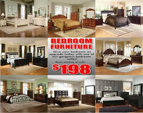 Affordable, Quality, Name Brand Furniture Only At