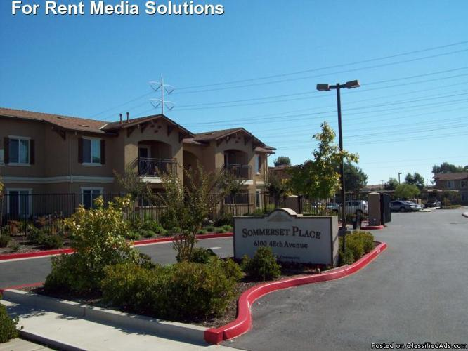 Affordable Rent Great Special On Large 3 Bedroom For Rent In Sacramento California