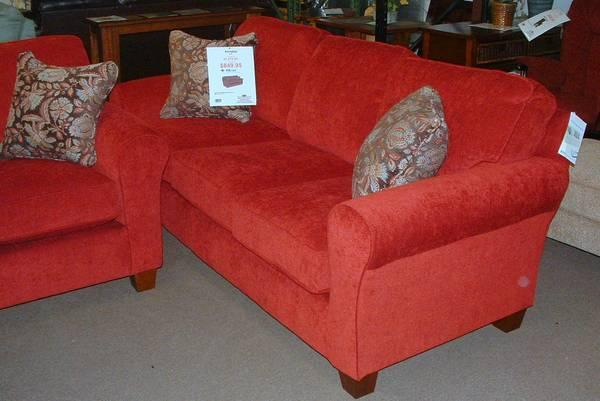 Affordable Us Manufactured Sofa Don 39 T Miss This Opportunity To Save For Sale In Rolesville