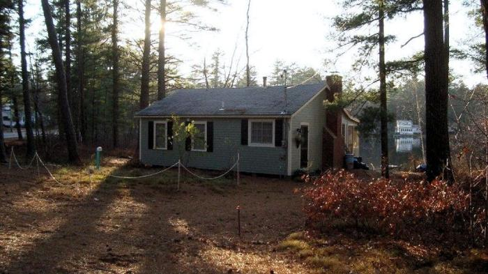 Affordable Waterfront Home In Wakefield New Hampshire For Sale In East Wakef