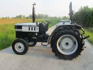 Agco White 6045 Tractor Like New Xenia For Sale In