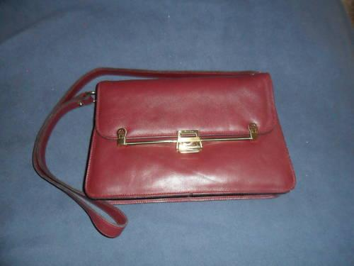 Aigner leather pocketbook
