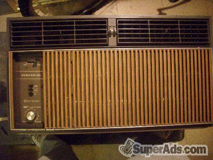 Air Conditioner Emerson Corp Quiet Kool 12jw42k 10000 Btu