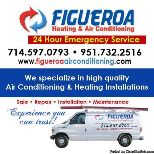 Air Conditioning Repair In Anaheim Fullerton Buena Park