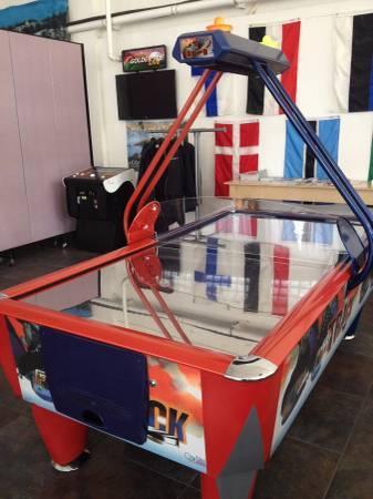 Air Hockey Table For Sale In San Diego California