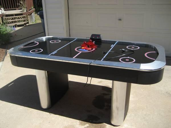 Air Hockey Table For Sale In Pillager Minnesota