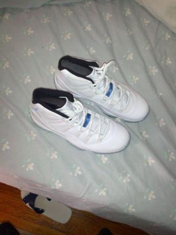 online retailer ef8ee 82dff Air Jordan 11 Legend Blue size 10 for sale in Flushing, New York