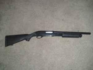Airsoft Maruzen shell ejecting shotgun - $1 (stockton) for Sale in ...