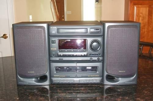 Aiwa Stereo Classifieds