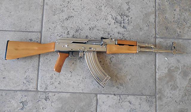 AK47 PETRONOV ARMAMENT...
