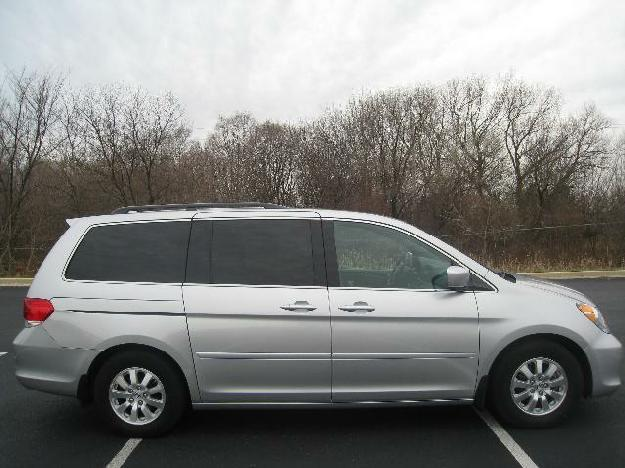 alabaster silver 2010 honda odyssey ex l sport van. Black Bedroom Furniture Sets. Home Design Ideas