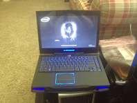 Alienware M14X Gaming Laptop, i7 , 250 GB SSD