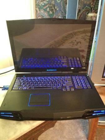 Alienware m17x - $670