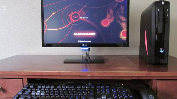 Alienware X51 upgraded with 23LED monitor and more - $875