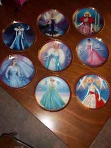 High Fashion Barbie Plates All High Fashion Barbie