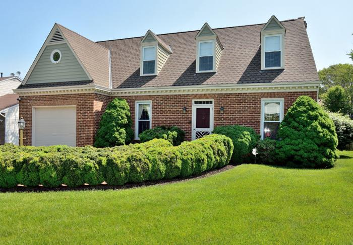 All Brick Colonial Near Kingstowne For Sale In Alexandria