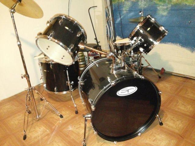 All in One Sound Percussion Drum Kit