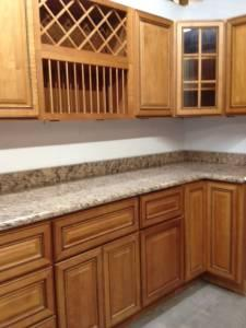 All Wood Kitchen Cabinets 10'x10' - $1235 (Gainesville)
