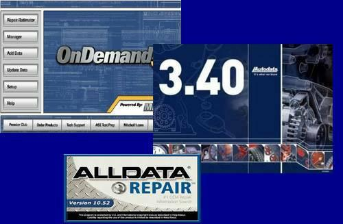 *****☞ Alldata 10.52 2014 Software