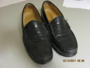 Allen Edmonds Black Dress Shoe - $50 (Sheboygan)
