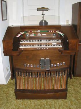 Allen organ model 460TH