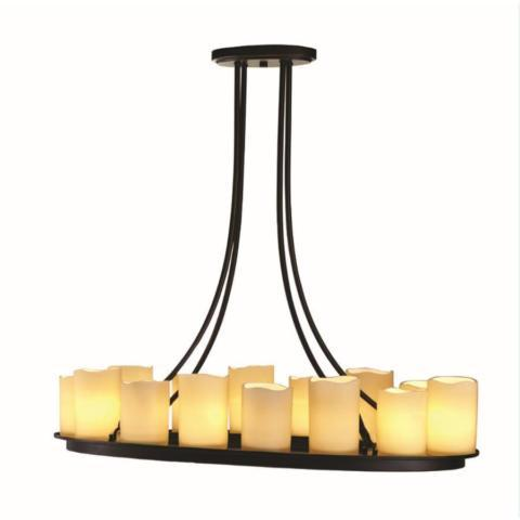 Candle Light Fixture For Sale