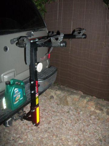 Allen Sports 522rr Deluxe Hitch Mounted 2 Bike Carrier For