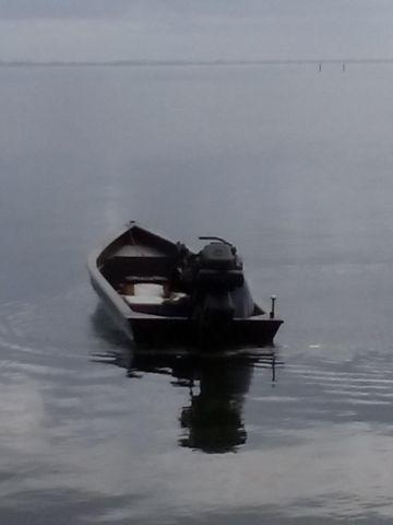 Alligator Hunting Bull Frog N Crawfishing Mud Motor Boat