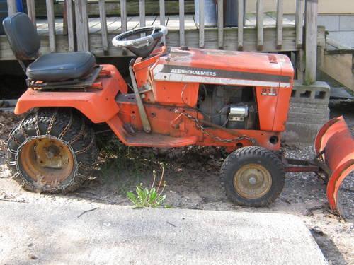 allis chalmers 916 hydro garden tractor - Garden Tractors For Sale