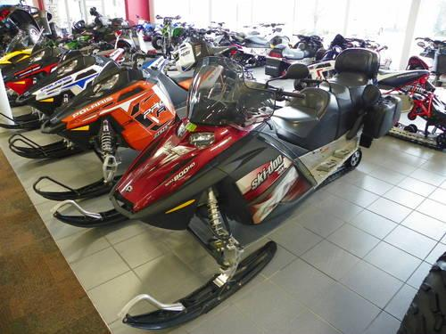 New Vehicles For Sale Kalamazoo >> Almost like new 2007 Ski-Doo 800 GSX Limited 3-seater snowmobile! for Sale in Kalamazoo ...